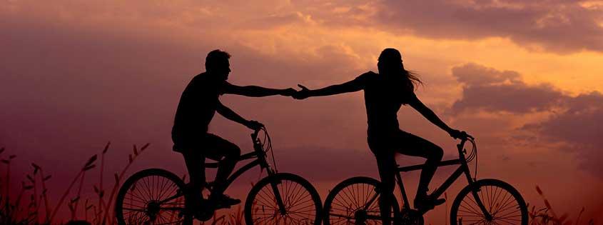 Mind2Open fietsen liefde