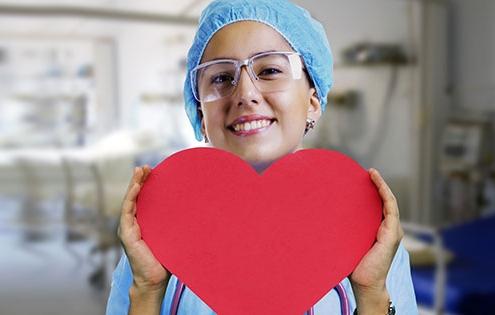 Verpleegkundige Covid held Twente therapie