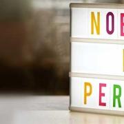 Nobody's perfect therapie perfectionisme Twente
